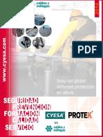 001Cátalogo Protección en Altura 2014
