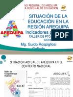 7 Expo Situacion Educacion y Indicadores Prioritarios