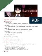 MadFather Manual En