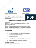 AAPG Code of Conduct & Ethics