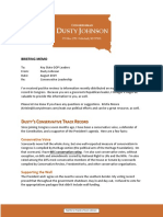 Dusty Johnson August 2019 Party Memo-2