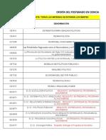 Oferta Académica 6700 y 6701 Sep-dic 2019