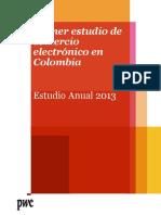Primer Estudio de Comercio Electronico en Colombia
