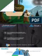 Presentacion CloudCo Salesforce C2018