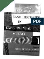 Harvard Case History of science