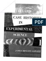 Harvard Case History of science