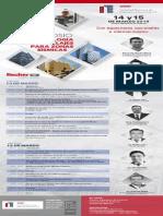 2019 Marzo 14 Simposio Tecnologia Anclajes Zonas Sismicas Cdmx Programa