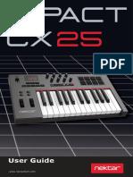 Nektar Impact LX25 (en)