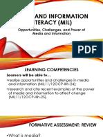 Oppor&Challenges of Media
