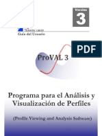 Guia Del Usuario ProVAL 3.0
