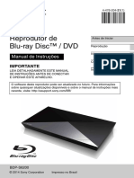 Manual Do Blu Raybdps6200_pt