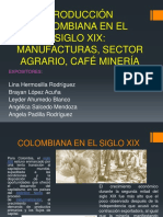 PRODUCCIÓN COLOMBIANA EN EL SIGLO XIX.pptx