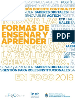 Actualización Académica en Metodologías Innovadoras Con TIC