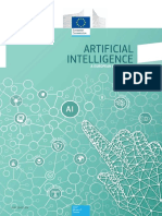 ARTIFICIAL INTELLIGENCE A EUROPEAN PERSPECTIVE