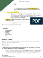 Infanticide Defence - Uni Study Guides
