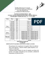 calendario baloncest 2010