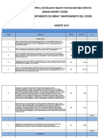 Catalogo de Conceptos Tepic Junta de Aclaraciones