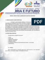 Manual Básico para Elaboração de Artigo Cientifico (UFRGS)