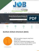 Ebkk - Pesona Bambu Lembang 2017