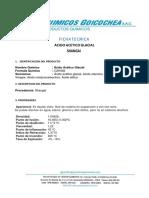 FT Acido Acetico Glacial- Shangai