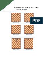 examen ajedrez