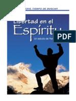libertad en el Espiritu