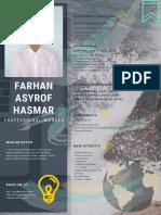Farhan Asyrof (Cv)