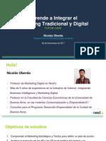 Aprende a Integrar El Marketing Tradicional y Digital - Tutor Cafe.compressed