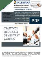 Auditoria Financiera Ciclo de Ventas y c