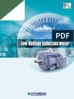 IEC Motor hyundai