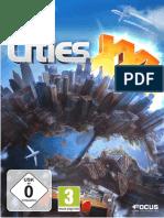Cities XXL - Manual Do Usuário (Ainda Em Tradução)