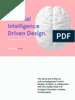 Brain Food AI Driven Design