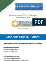 Distribuciones de Probabilidad - Binomial y Poisson