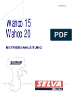 Wahoo 15-20 - German