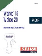 Wahoo 15-20 - German