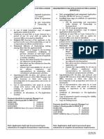 PRPA Checklist