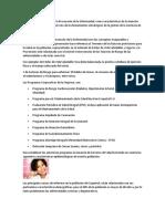 La Promoción de La Salud y La Prevención de La Enfermedad