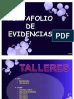 Port a Folio de Evidencias Bd