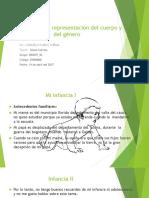 Representación Del Cuerpo y Del Genero- Consuelo Oviedo