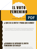 El voto femenino.pptx