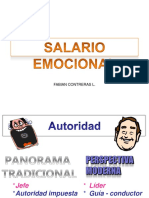 Presentacion Trabajo Salario emocional y Gerencia de Salarios.ppt
