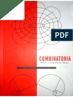Combinatoria - María L. Pérez [SMM-UNAM]