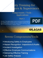 Safety Training for Managers & Supervisors p2