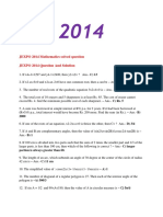 2014 2013 Math,Physics,Chemistry