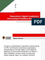 Presentacion Repositorio Digital