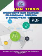 Panduan Teknis Monev Pelaksanaan Rencana Bkkbn Finalsestamakabiren 26-10-20