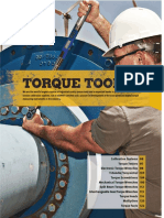 Catálogo Torquímetros CDI