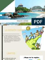 REGIÓNES DE  COLOMBIA   TRABAJO DE SOCIALES NUEVO.pptx