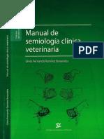 Manual de 1 r 'Semiología Clínica