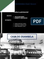 Casa de Osambela (G9)